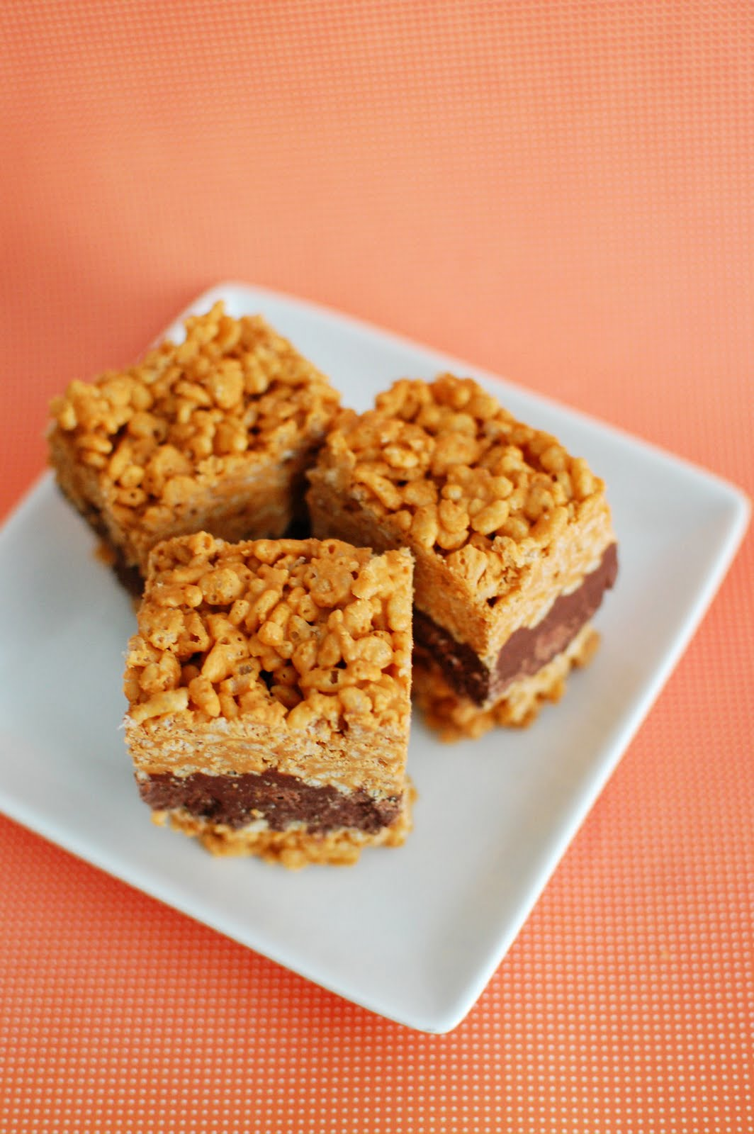 Amped Up Rice Krispies Treats | Beantown Baker