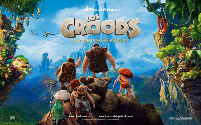 Sinopsis dan Trailer The Croods