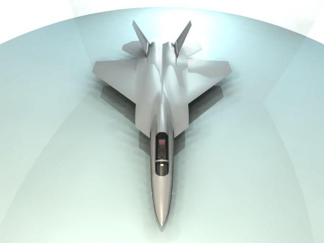 Mitsubishi ATD-X Shinshin Japan 5th Generation Fighter Jet
