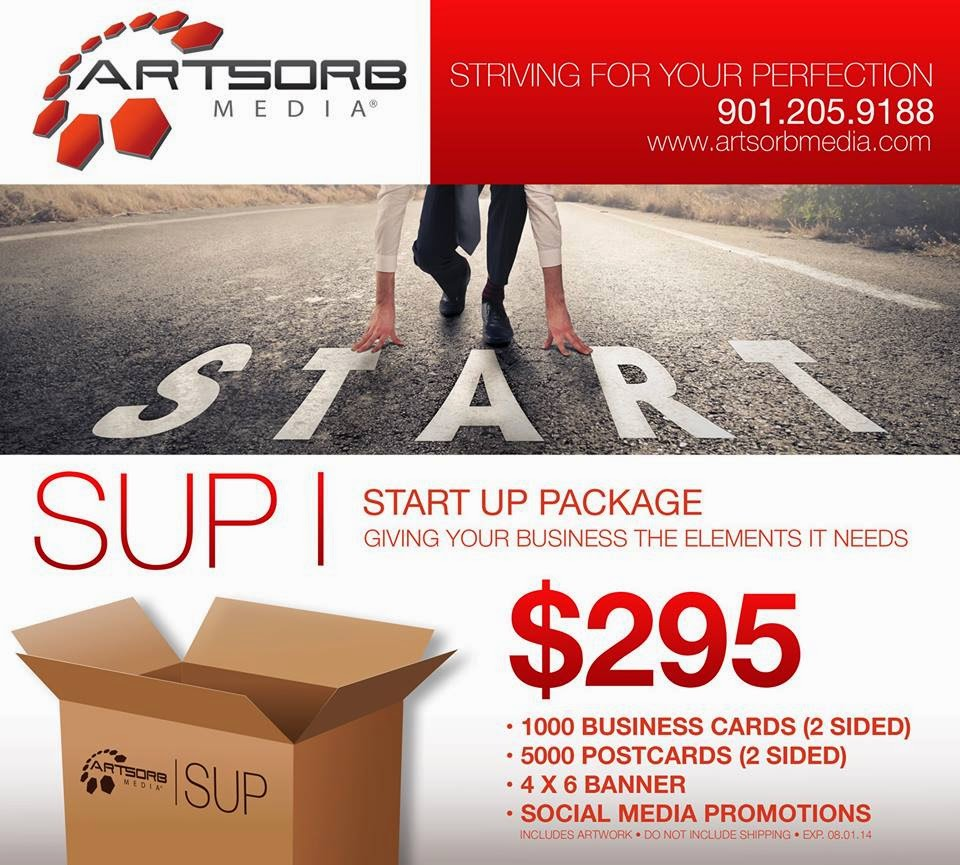 Member Benefit: Artsorb Media
