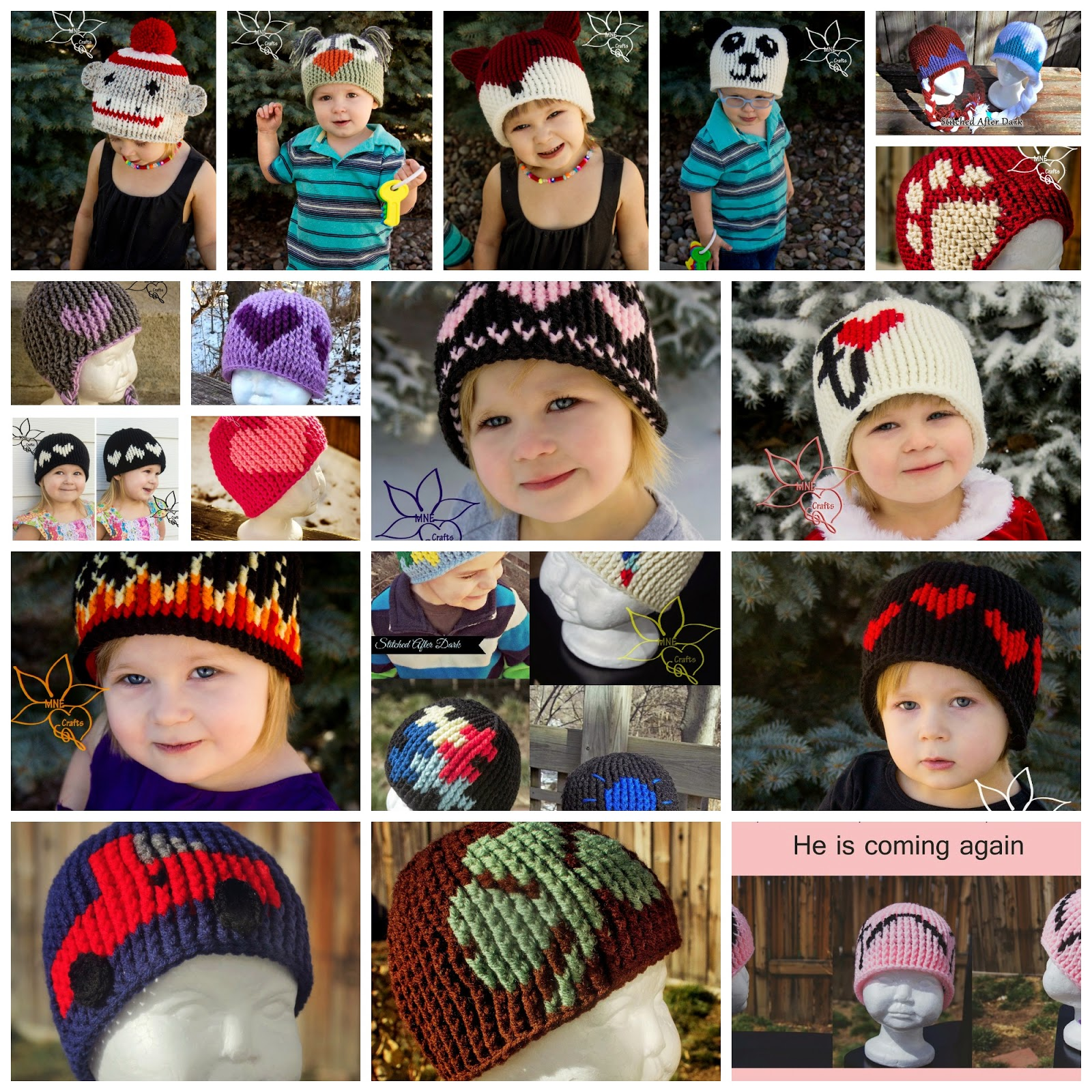 MNE Crafts: Graph Hats