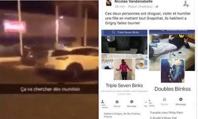 Viol filmé et mis en ligne : deux suspects interpellés, la victime libérée