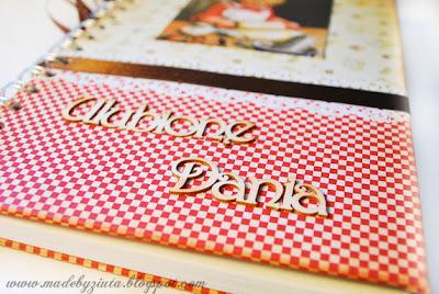 przepiśnik notes kulinarny barbara wójcik piekary śląskie kartki okolicznościowe