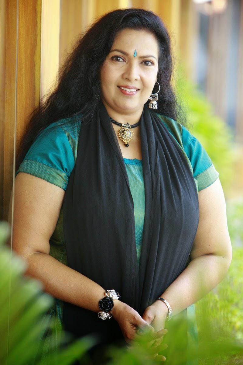 Kanakalatha in Green Churidar Photos Old Mallu Actress - SAREE BELOW ...