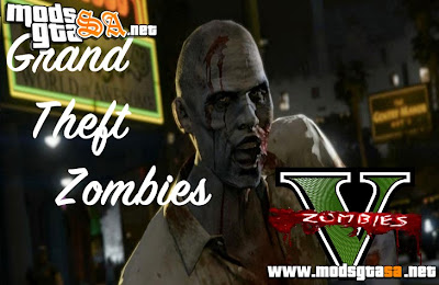 V - Mod Zombies para GTA V PC