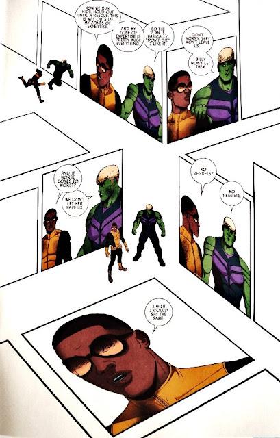 Young Avengers # 8 - Kieron Gillen Jamie McKelvie