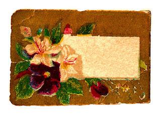 label printable flower image