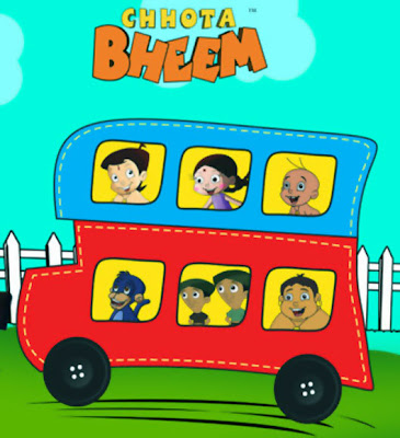 Chota Bean Cartoon http://fun4loves.blogspot.com/2012/08/chota-bheem-cartoon-photos.html
