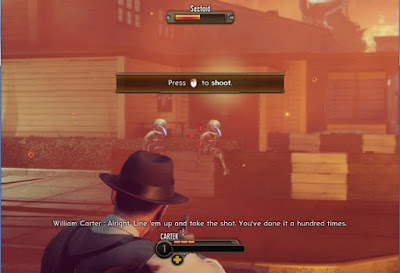 The Bureau XCOM Declassified Gameplay PC