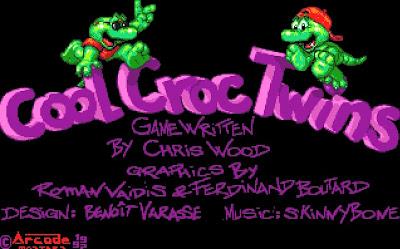 Cool Croc Twins