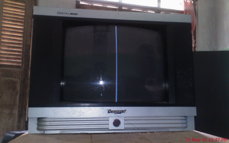 TV China Bergaris Vertikal