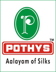 Pothys Pondicherry logo