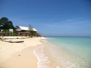 Visitindonesia; Lihukan Island, The Isle Amongst Amazing Diving Spots Inward Southward Sulawesi