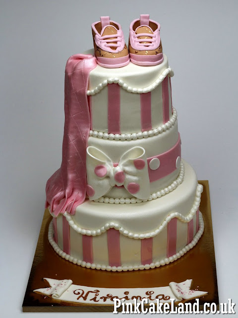 Christening Cakes delivered in London