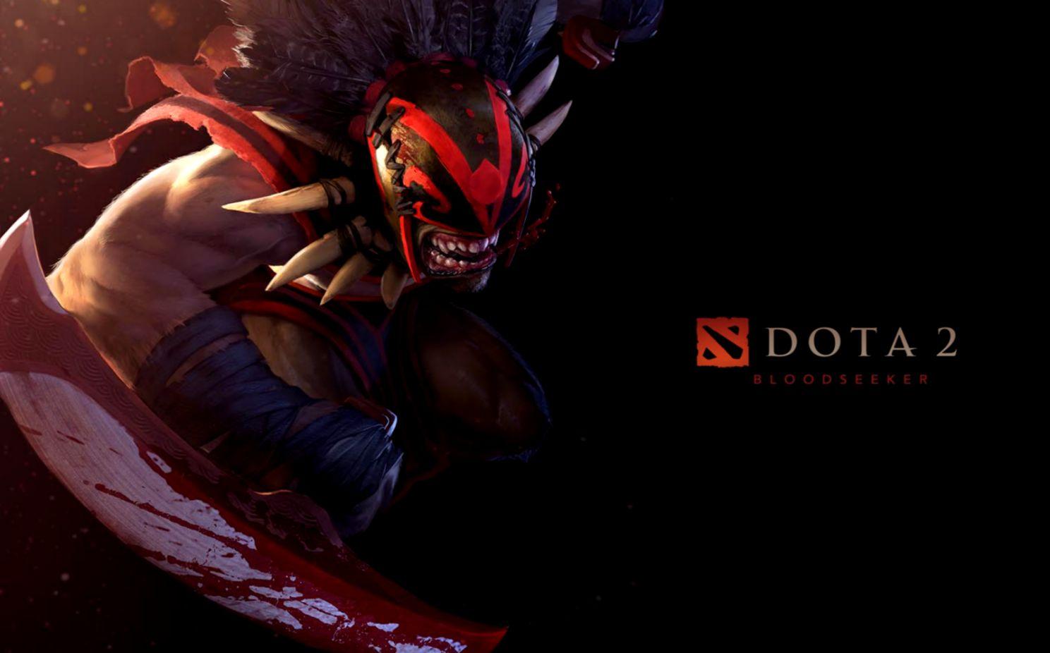 Dota 2 Bloodseeker Images Wallpaper | Mega Wallpapers