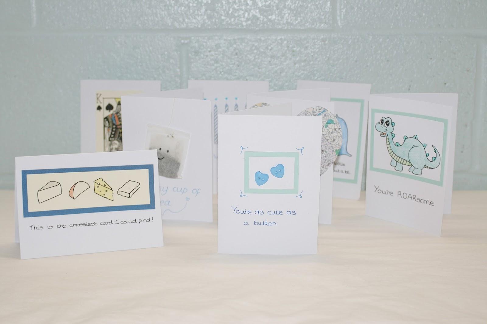 Katherine Penney Chic DIY Pinterest Card Art Craft Valentines