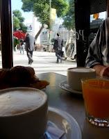 Café Parisien en Buenos Aires