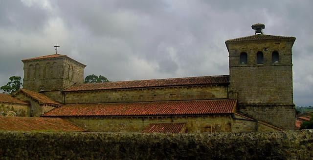 Colegiata Santa Juliana de Santillana del Mar