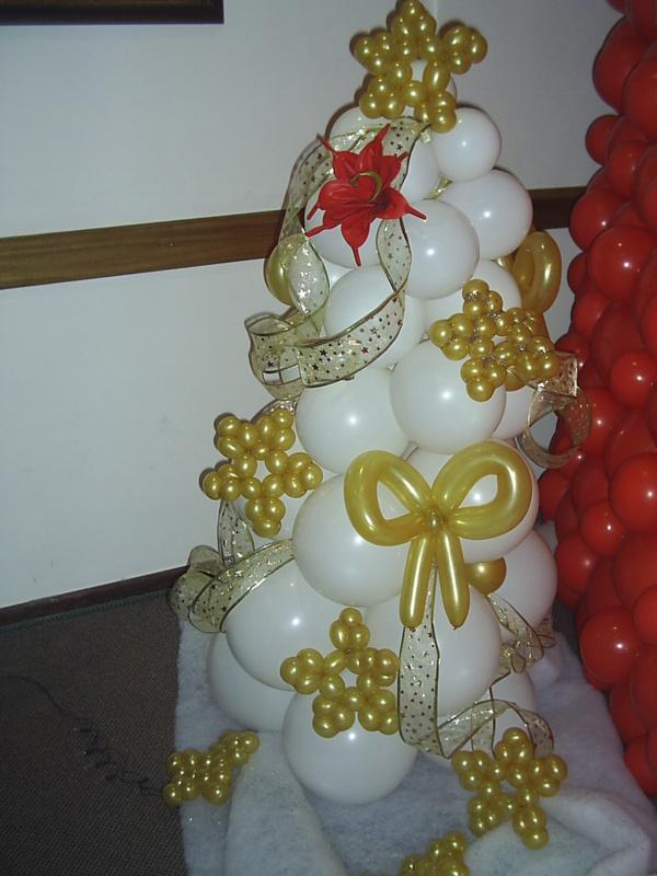 decoracao festa natalina : decoracao festa natalina:Para a mesa, cabe usar frutas, velas, bolas, pinhas. Use o vermelho