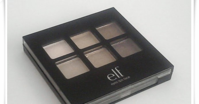 Elf Natural Palette Review