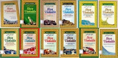 Buku Ihya Ulumuddin Imam Al-Ghazali
