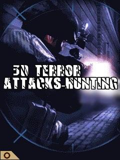 Jogo Para Celular 240x320 Terror Attacks Hunting 3D