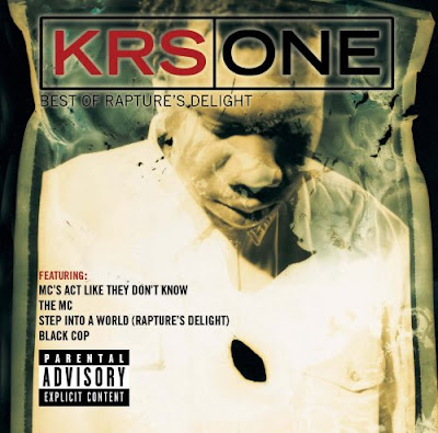 KRS-One – Best Of Rapture's Delight (CD) (2003) (320 kbps)