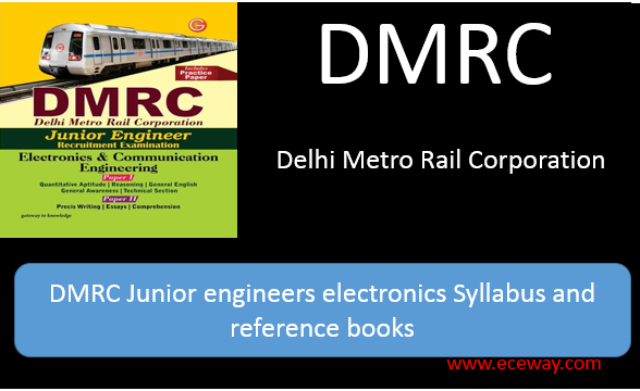 Best Books DMRC 2018 Electrical, Mechanical, Civil and ...