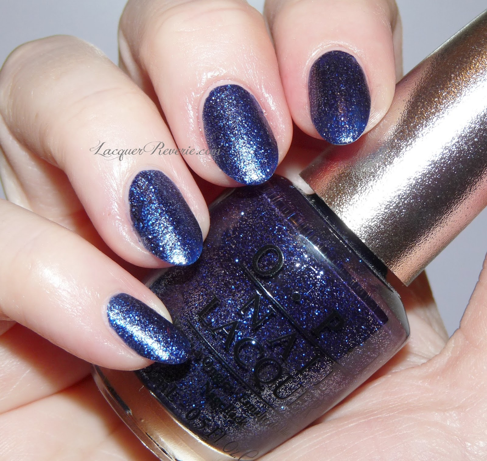 Lacquer Reverie: OPI Designer Series Extravagance, Lapis and Mystery