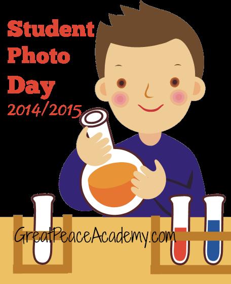 iHomeschool Network's Not Back to School Hop Student Photo Day