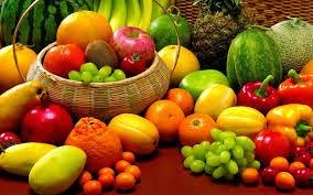 Listado todas las Frutas Frrescas. Beneficios y Propiedades