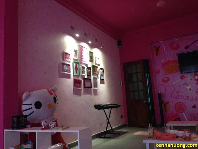 Pullcoffee - quán của tình yêu và sự lãng mạn