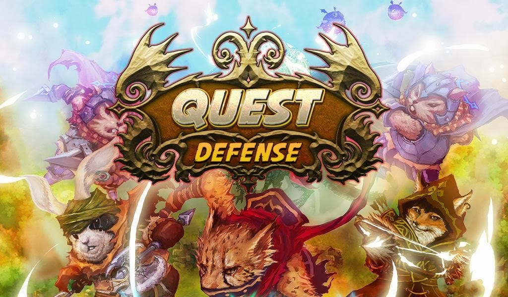 Quest Defense - Tower Defense Apk v1.1.41 Mod [Unlimited Money]
