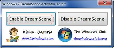 WINDOWS 7 DREAMSCENE ACTIVADOR 32 E 64 BITS