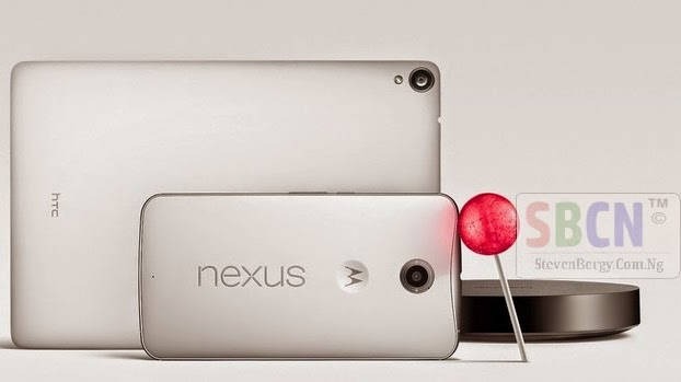 Nexus Devices 2014