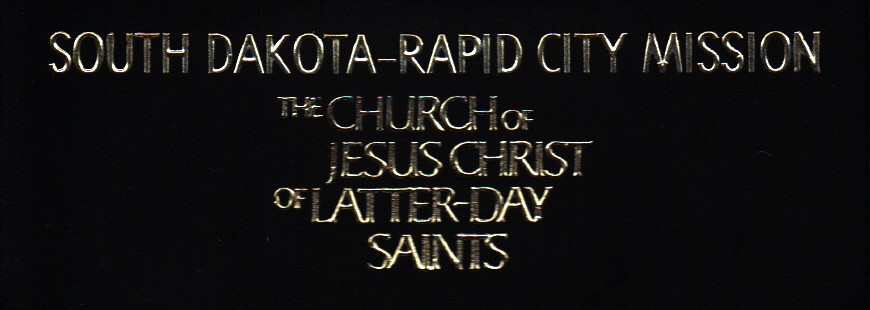 South Dakota Rapid City Mission 76-79