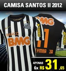 Camisa Santos II