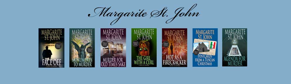 Margarite St. John