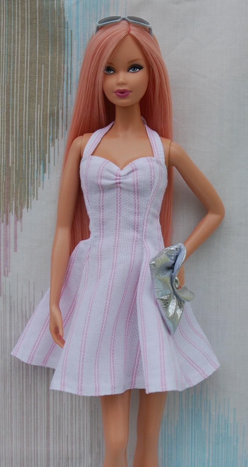 Как сшить платье для куклы пошаговое фото - Мой секрет 38