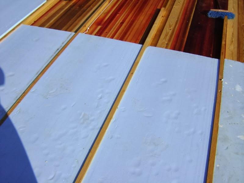 El sexagenario porche cenador - Planchas para tejados ...