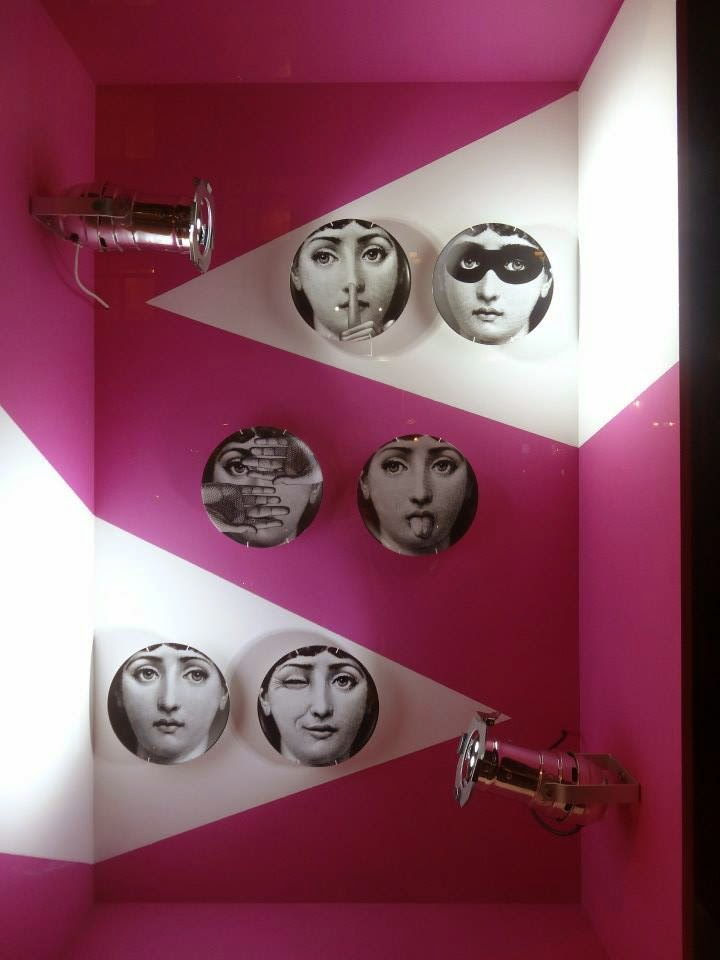 Selfridges Shop Window 2014 jul-aug Barnaba Fornasetti - Master of Imagination