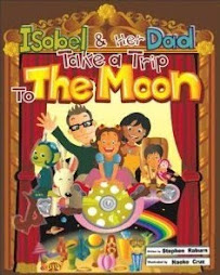 Isobel and Her Dad Take a Trip to the Moon