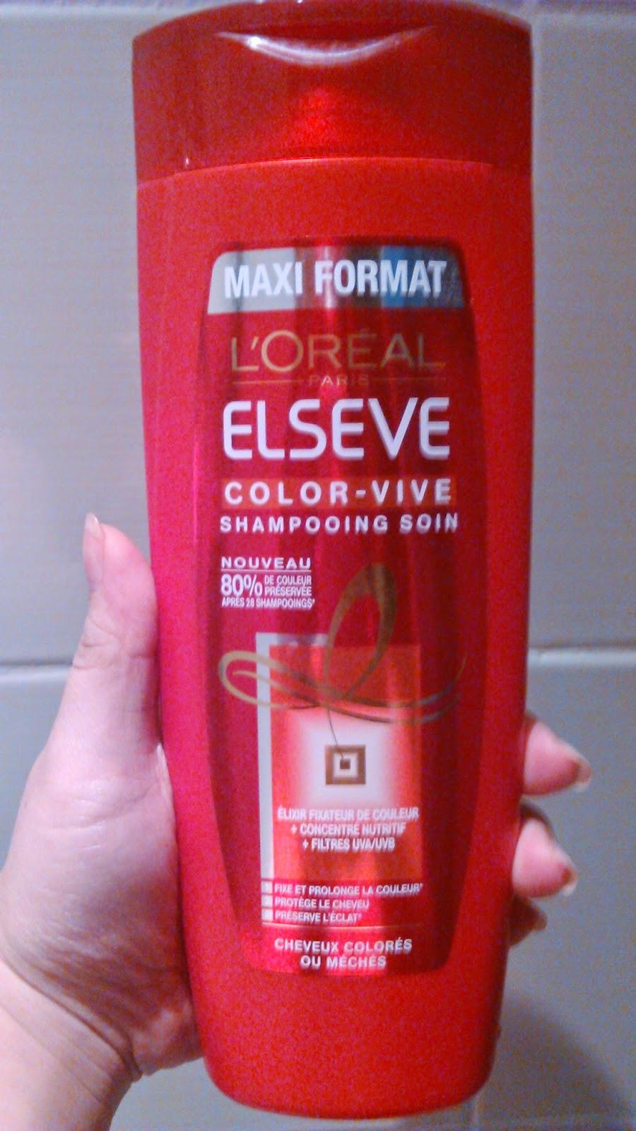 ensuite il me fallait une pigmentation rouge pour raviver la belle coloration l cest un peu plus compliqu - Shampoing Colorant Rouge
