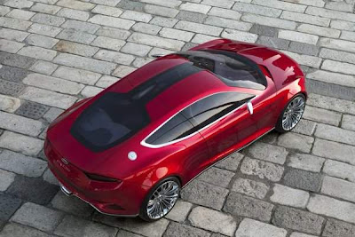 Ford Luxury Car