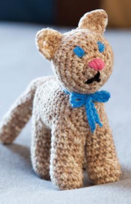 Mini Amigurumi Crochet Patterns Free : 2000 Free Amigurumi Patterns: Purr-fect Mini Kitty Crochet ...