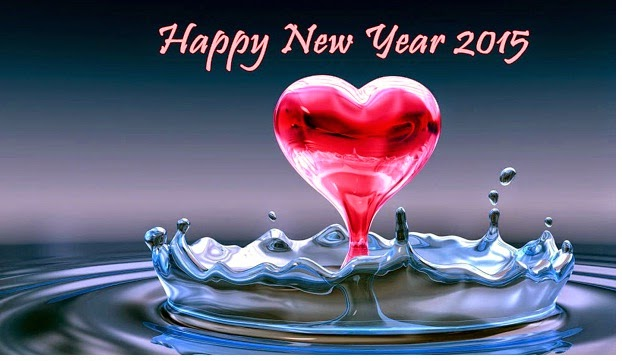 Happy New Year 2015 Love Wallpaper