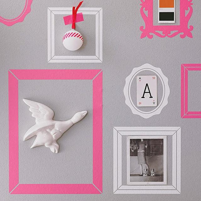 bright pink frames