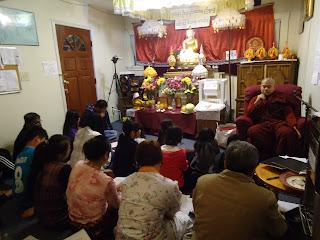 Dhamma Aye Yake – သံဃိကဒါနမဟာဒုဂ္ စာေရးတံမဲအလွဴရွင္မ်ား ဖိတ္ၾကားလႊာ
