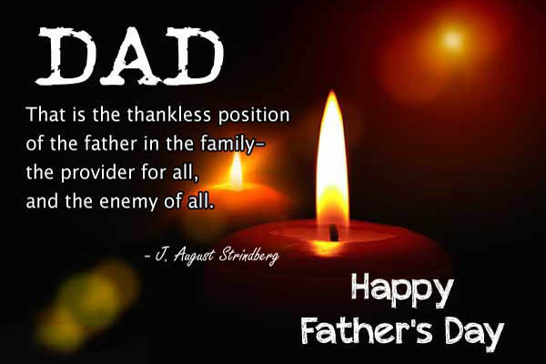 Beautiful Father's Day Sms, Message for Whatsapp