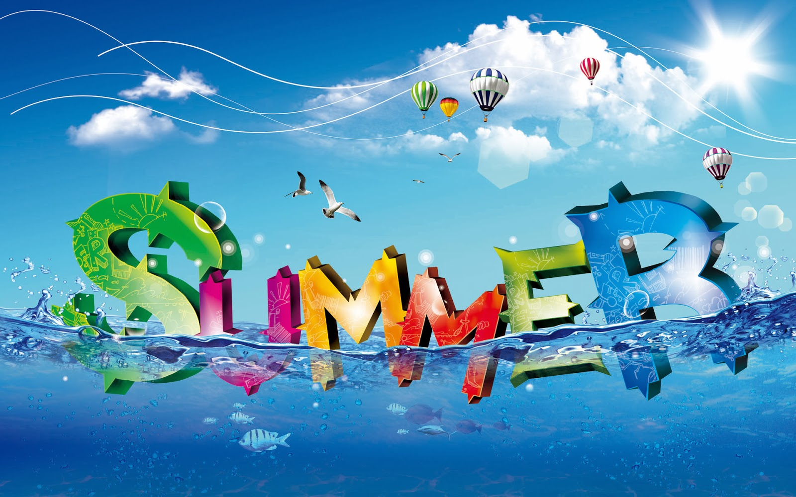 Summer Wallpapers free Download